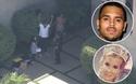 Chris Brown bị bắt giữ tại nhà vì cầm súng dọa giết Cựu Hoa hậu California