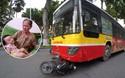 Đau xót khi con gái của người mẹ trẻ bị xe buýt cán chết trên phố Hàng Khay chỉ mới 8 tháng tuổi