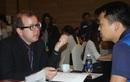Giám đốc Temple University trực tiếp tuyển sinh tại Triển lãm Du học 54 trường Mỹ