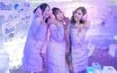 Trâm Anh, Sun HT và Suni Hạ Linh hào hứng khám phá nhà băng -5 độ C ngay tại Hà Nội