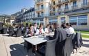 Tiến bước trên sự nghiệp kinh doanh Du lịch khách sạn tại Thụy Sĩ
