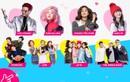 Lime, Lou Hoàng, Monstar cạnh tranh sang Hàn Quốc biểu diễn