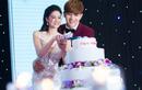 Tim và Trương Quỳnh Anh bất ngờ lộ ảnh tổ chức tiệc cưới