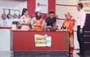 """Thanh Duy, Kha Ly """"vạch mặt"""" sở thích ăn uống của nhau trên sóng truyền hình"""