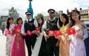 Khách mời đặc biệt và hoạt động thú vị trong ngày hội giáo dục Vương Quốc Anh