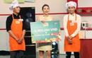 Diễn viên Đinh Ngọc Diệp tiết lộ cách chinh phục khẩu vị Victor Vũ