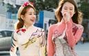 Á hậu Hàn Quốc Lee Sarah hào hứng trở lại Việt Nam