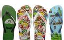 Nếu là fan của Super Mario thì chắc chắn bạn sẽ thích mê mẫu dép mới củaHavaianas