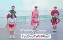Tháng 12 này, thử thách nhảy TWINWash vẫn khuấy đảo giới trẻ Việt