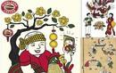 """""""Đương đại hóa tranh Đông Hồ"""": Dự án khiến giới trẻ hào hứng tranh luận"""
