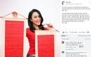 Mỹ Tâm và loạt sao đồng loạt nhuộm đỏ Facebook bằng những status Tết cực dễ thương!
