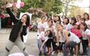 Mai Ngô, Chi Pu tích cực tham gia các hoạt động casino o viet nam, truyền cảm hứng cho sinh viên