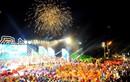 """Đột nhập điểm ngắm pháo hoa """"chất lừ"""" tại Carnaval Hạ Long"""