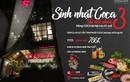 Dành cho tín đồ lẩu Thái: Nếu trót lỡ hẹn ở Songkran, hãy cùng hò hẹn tại sinh nhật Coca Hà Nội