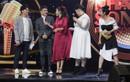 Diệu Nhi diện bộ cánh mang phong cách đồ ngủ lên sân khấu Nhạc hội song ca mùa 2