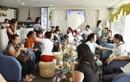 Hàng trăm khách hàng đến thăm dự sinh nhật bệnh viện Thẩm mỹ Ngọc Phú