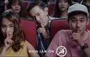 Lou Hoàng đọc rap siêu đáng yêu mách nước giới trẻ bí kíp thanh lịch ở rạp chiếu phim