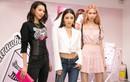 Phí Phương Anh, Quỳnh Anh Shyn cùng dàn sao nữ đọ dáng trong buổi khai trương thương hiệu thời trang Hàn Quốc