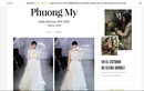 VOGUE Mỹ, VOGUE Tây Ban Nha và hàng loạt tạp chí thời trang thế giới đồng loạt đưa tin về show diễn PHUONG MY tại NYFW