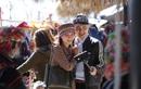 Sa Pa: Du khách náo nức bái Phật, trẩy hội vùng cao đầu năm mới