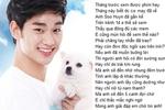 Bất ngờ với câu hỏi bằng…thơ của fan Việt dành cho Kim Soo Hyun