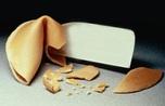 Chọn 1 chiếc bánh may mắn để dự đoán tình yêu và sự nghiệp trong tương lai