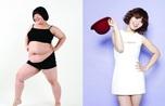 Chỉ với công thức nước detox này, cô nàng béo phì Hàn Quốc giảm được hẳn 50kg!