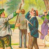 Người đạt cảnh giới mắt thánh mới nhìn thấy chiếc khinh khí cầu ở đâu