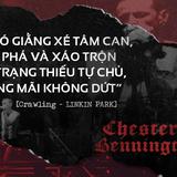 Chester Bennington: Những tâm hồn mỏng manh trong thế giới Rock đầy gai góc