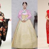 Người hiểu biết nhìn trang phục truyền thống sẽ đoán ra được tên 8 quốc gia này