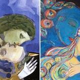 Nhìn 4 bức tranh tình nhân, bạn thích bức nào nhất, điều đó sẽ bật mí chuyện sắp đến với tình yêu của bạn