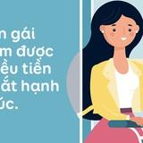 Con gái kiếm được nhiều tiền thì ắt hạnh phúc, quan tâm gì tới chuyện yêu người nhỏ tuổi hơn?