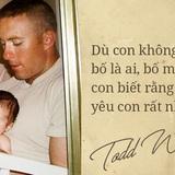 Biết rằng mình sẽ qua đời trên chiến trường, người chồng để lại 2 lá thư xúc động cho vợ và con gái