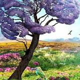 Nhìn bức tranh thiên nhiên, bạn thấy gì đầu tiên, điều đó sẽ nói lên tính cách của bạn