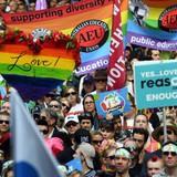 Nước Úc chính thức hợp pháp hóa hôn nhân cùng giới