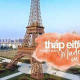 """Tháp Eiffel """"made in China"""" cứu sống thị trấn ma ở Trung Quốc - ảnh 9"""