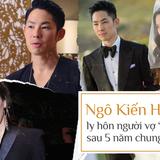 """Toàn cảnh vụ ly hôn đình đám, tốn nhiều giấy mực của báo chí giữa Ngô Kiến Hào (F4) và người vợ """"triệu đô"""" Arissa Cheo"""
