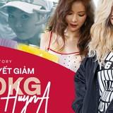 Kẻ ăn không hết người lần chẳng ra: Sự thật HyunA đã debut tận 7 lần rồi! - ảnh 10