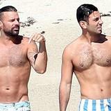 Ricky Martin xác nhận đã kết hôn với chàng họa sĩ điển trai kém 13 tuổi