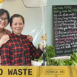 Gánh hàng nước nói không với đồ nhựa của anh chàng vừa lạ vừa quen ở Nha Trang: Thay nắp nhựa bằng... bánh tráng - ảnh 16