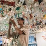 Ông chú bán kem dễ thương nhất Đà Nẵng: 3 năm cặm cụi nhặt rác ở bán đảo Sơn Trà - ảnh 11