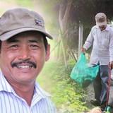 Ông chú bán kem dễ thương nhất Đà Nẵng: 3 năm cặm cụi nhặt rác ở bán đảo Sơn Trà - ảnh 9