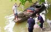 Phát hiện xác chết đang phân hủy trên sông Đồng Nai