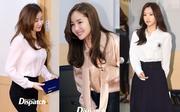 Park Min Young trở lại đẹp rực rỡ, lấn át loạt người đẹp dáng đẹp tại sự kiện