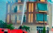 Bắt giữ thanh niên giả ứng cứu nhà đang cháy để trộm cắp