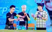 """Sơn Tùng M-TP bị """"điện giật"""" vì máy phát hiện nói dối trong fan-meeting"""