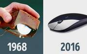 Tròn mắt vì ngoại hình trong quá khứ của các vật dụng xung quanh chúng ta