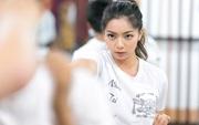 Con gái đại sư Nam Anh nổi bật tại võ đường Vịnh Xuân ở Sài Gòn