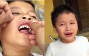 Clip: Ông bố nhổ răng cho con trai bằng... xe máy