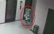Sàm sỡ phụ nữ trong thang máy, gã trai lãnh hậu quả đáng đời